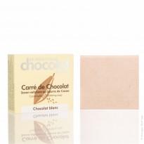 Carré de Chocolat - Blanc exfoliant