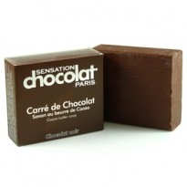 Carré de Chocolat - Noir
