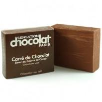 Carré de Chocolat - Chocolat au lait