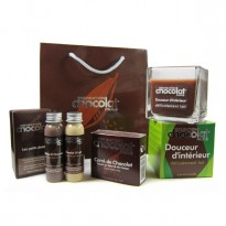 """Pack cadeau """"détente gourmande"""" (chocolat au lait)"""